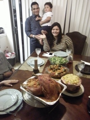 ZeniaThanksgiving