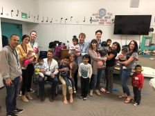 Life Group Steps In For Childcare