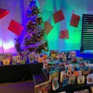 Santa Visits Christmas Club